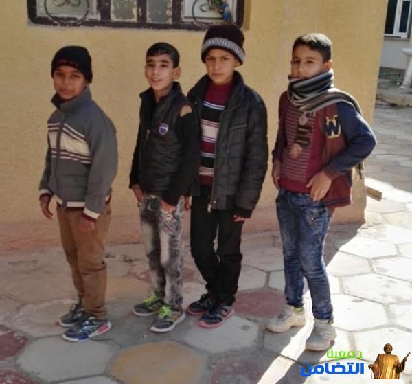 مركز التضامن للصحة المدرسية في مبرة النصر يجري الفحوصات الطبية للأيتام (تقرير)