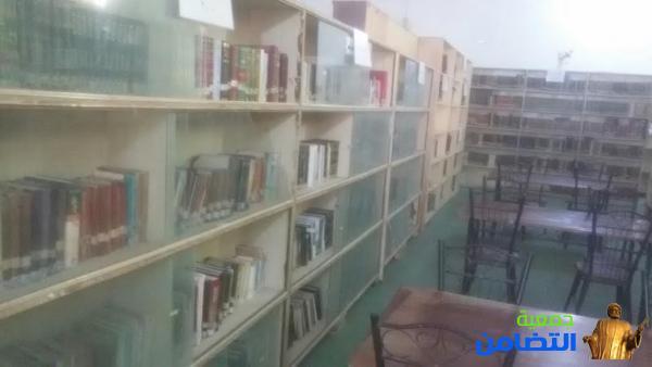 مكتبة الامام الباقر(ع) في الناصرية :معينُ العلم والثقافة ومشروع من مشاريع خدمة الرسالة المحمدية الأصيلة