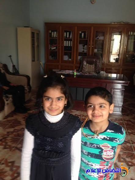 مركز التضامن التخصصي  في الناصرية :يتمكن من إعادة السمع للأخوين زهراء واحمد بعد فقدانها ولاديا