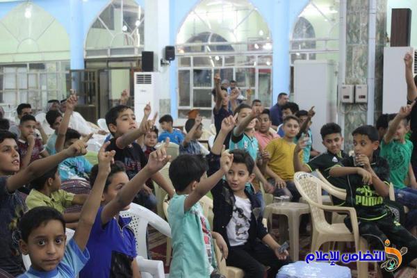 منتدى شباب التضامن:يشارك في اليوم الاول من شهر رمضان في المسابقات الرمضانية السنوية(تقرير مصور)
