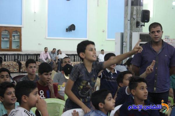 منتدى التضامن للشباب .. يدير المسابقات الرمضانية بمشاركة عدد كبير من الكبار والصغار (تقرير مصور)