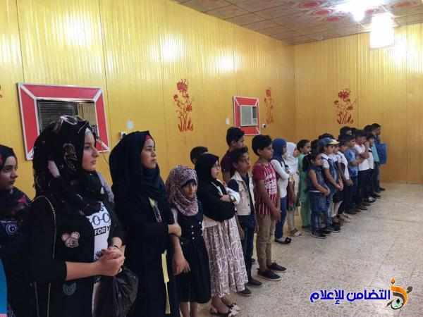 مبرة التضامن الاولى لرعاية وتاهيل الايتام تقيم احتفالا بمناسبة تحرير الموصل وتكرم ابناء الشهداء (مصور)