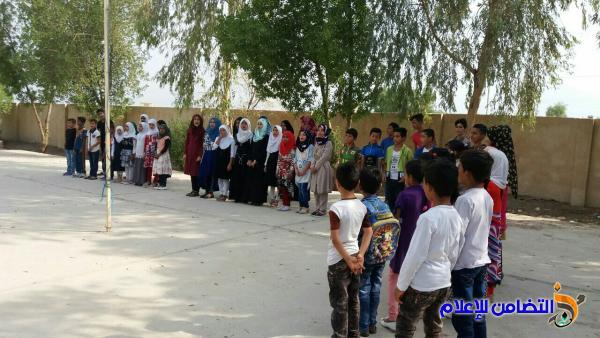 بالصور.. مبرة التضامن الثالثة للأيتام في الجبايش تواصل تنفيذ برنامجها الصيفي