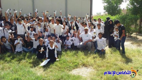 منظمة روح كرة القدم الدولية.. تقدم دروس ونشاطات متنوعة لتلاميذ مبرة التضامن في الجبايش - مصور-