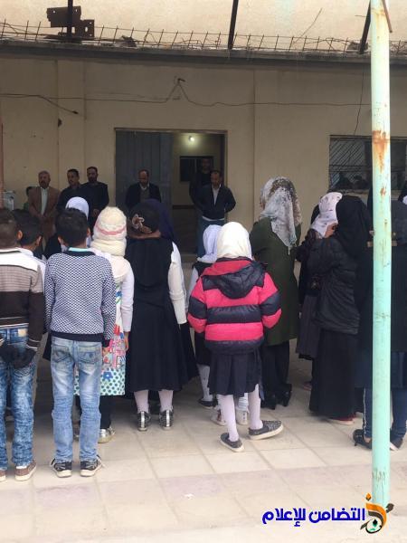 بالصور: مبرة التضامن الأولى تقيم حفلا بمناسبة ولادة النبي الأكرم (ص)