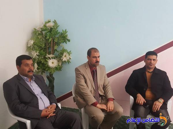 وفد مكتب المفوضية العليا لحقوق الإنسان:: يزور مركز الجنوب للدراسات والتخطيط الستراتيجي في الناصرية