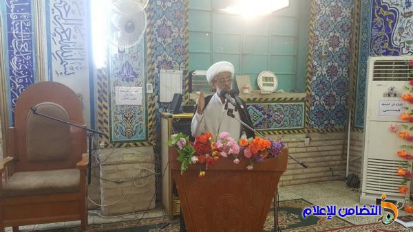 مدرسة العلوم الدينية في الناصرية تعقد ملتقاها التبليغي الـ20 للخطباء والمبلغين – تقرير مصور -