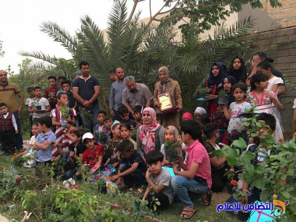 تلاميذ مبرة التضامن الأولى للأيتام في ضيافة منظمة بيت النجاح للتنمية البشرية