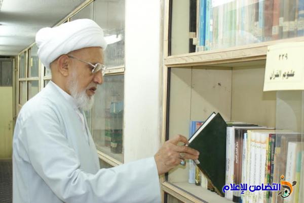 مع آية الله الشيخ الناصري..الحلقة الــ97 من كتابه المختار من بحار الأنوار