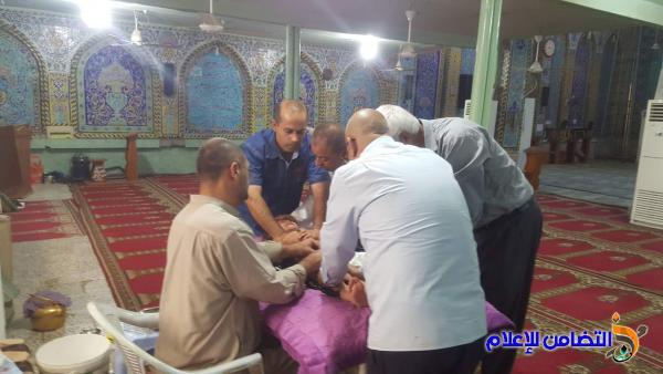 جمعية التضامن الإسلامي تنفذ حملتها السنوية للختان الجماعي - تقرير مصور-