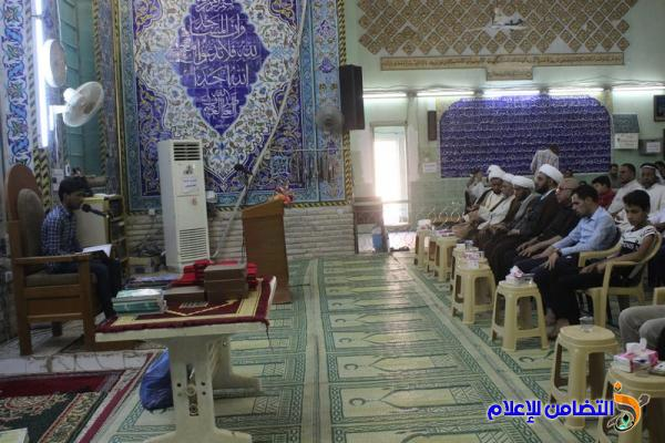 مدارس الإمام الصادق الصيفية في ذي قار تحتفل باختتام دورتها الـ15 - تقرير مصور-