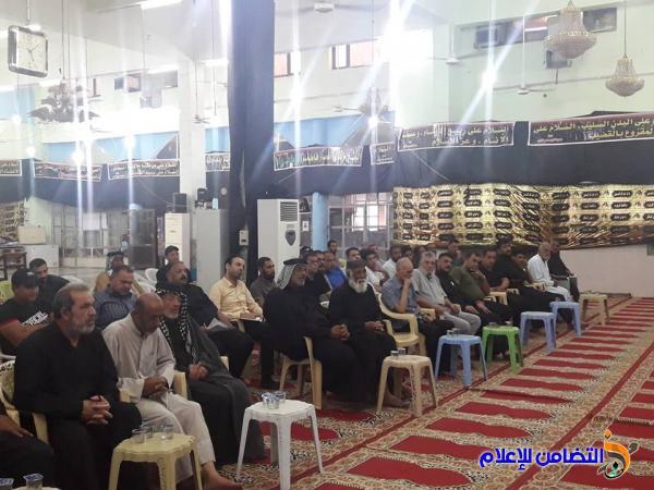 ممثلية المواكب الحسينية في ذي قار تعقد مؤتمرها التحضيري لمناقشة الاستعدادات لشهر محرم الحرام