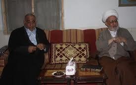 آية الله الشيخ الناصري يبارك للسيد عادل عبد المهدي تكليفه بتشكيل الحكومة وتمنى له ان يتمكن من تقديم الخدمات الضرورية وان يكون عند