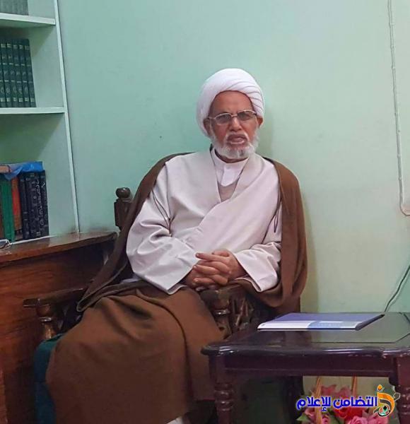 الشيخ الناصري: نأمل من الحكومة تشكيل هيئة عليا مستقلة لبناء المدارس