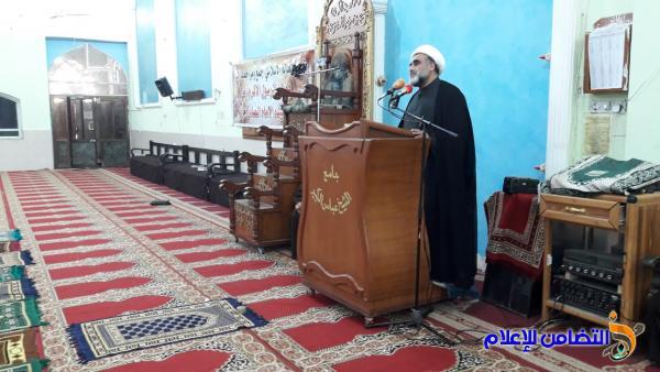 مدرسة العلوم الدينية في الناصرية تقيم احتفالاً بمناسبة ذكرى ولادة النبي الأكرم محمد(ص)