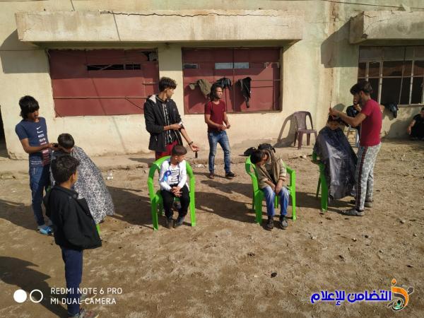 مؤسسة خيرة الله الإنسانية تنفذ عدة نشاطات تطوعية لصالح تلاميذ مبرة التضامن في الإصلاح