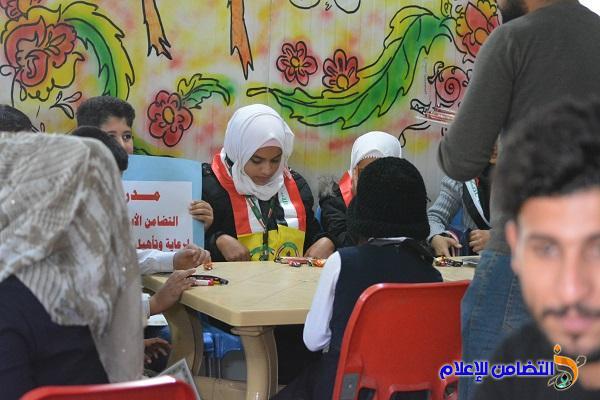 مبرة التضامن السابعة للأيتام تشارك في ندوة علمية بعنوان