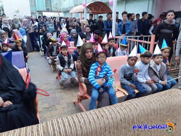 تلاميذ مبرة التضامن الأولى للأيتام يشاركون في مهرجان