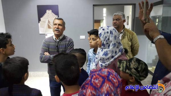 سفرة ترفيهية وتعليمية لتلاميذ مبرة التضامن للأيتام في الشطرة