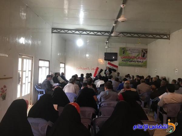 مبرة التضامن للأيتام في النصر تنفذ مجموعة من الأنشطة التربوية والخدمية