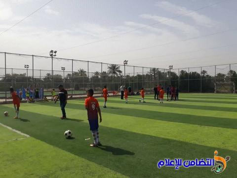 البطولة الكروية لمدارس التضامن للأيتام تشهد تأهل أربعة فرق للدور نصف النهائي