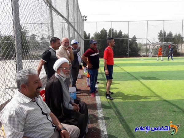 الشيخ محمد مهدي الناصري يجري زيارة تفقدية لعدد من فروع مبرات التضامن للأيتام