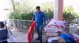 مبرة التضامن للأيتام في النصر تنفذ حملة لترميم منزل إحدى طالباتها اليتيمات