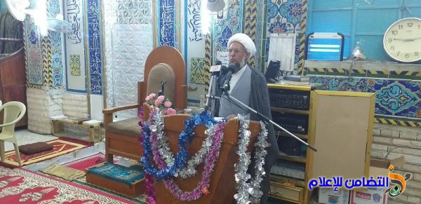 مدرسة العلوم الدينية في الناصرية تعقد ملتقاها السنوي الـ22 للخطباء والمبلغين