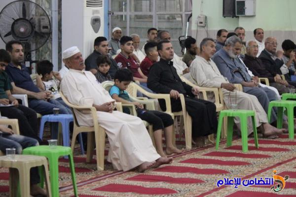 بالصور: تواصل البرنامج الرمضاني السنوي لجمعية التضامن في الناصرية