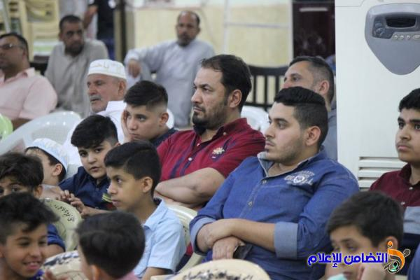 مجلس الليلة الرمضانية التاسعة في مسجد الشيخ عباس الكبير (صوتي- مصور)