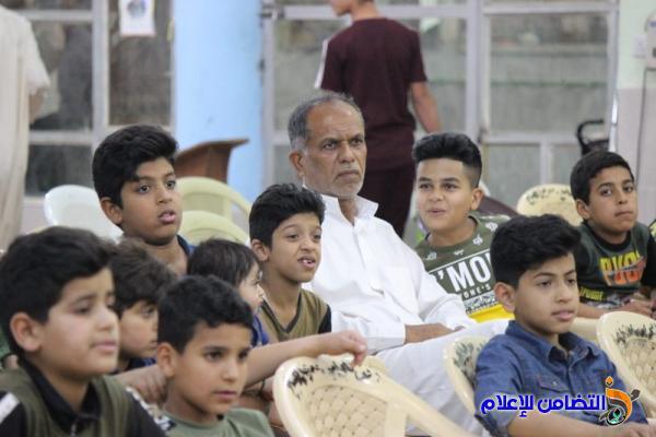الليلــة العاشرة من المجلس الرمضاني بجامع الشيخ عباس الكبير(تقرير –صوتي –مصور)