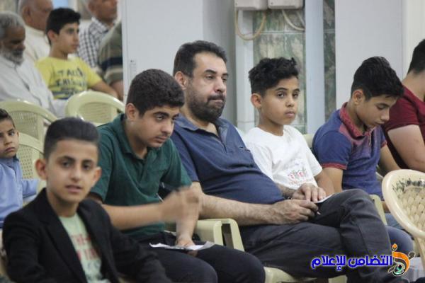 مجلس الليلة السابعة عشر من رمضان في جامع الشيخ عباس الكبير (صوتي- مصور)