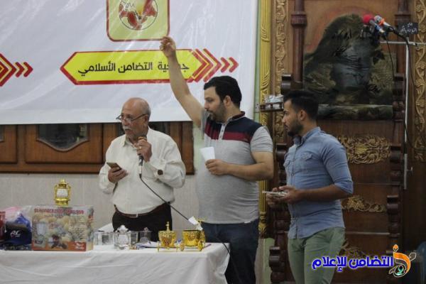 بالصور: جمعية التضامن الإسلامي تواصل مسابقاتها الثقافية الرمضانية