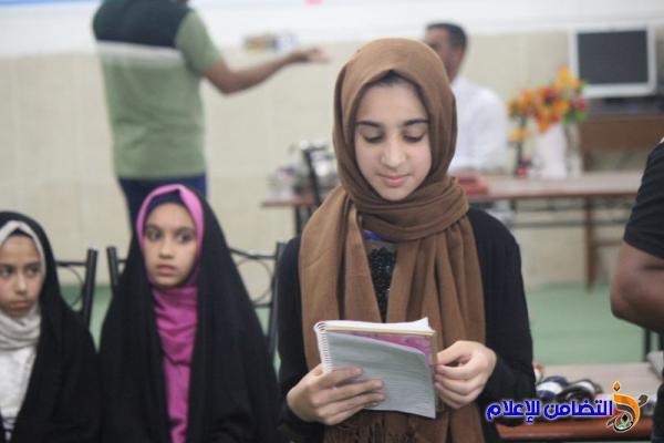 بالصور: جمعية التضامن الإسلامي تواصل مسابقتها الرمضانية التاسعة