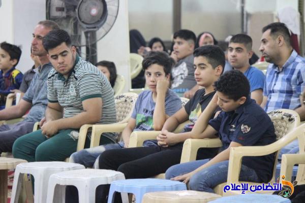 برنامج الليلة الـثامنة والعشرون من شهر رمضان في جامع الشيخ عباس الكبير (صوتي- مصور)