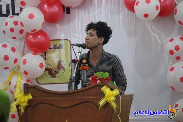 الإعلان عن نتائج المسابقة الشعرية الأولى في جامع الشيخ عباس الكبير
