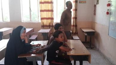مبرة التضامن العاشرة للأيتام تباشر بإقامة دورات تقوية لتلاميذها ضمن برنامجها الصيفي