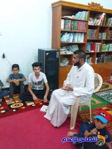 مدارس الإمام الصادق الصيفية تقيم إحدى دوراتها في منطقة المهيدية - مصور-