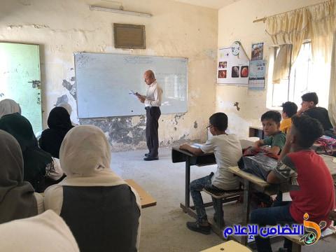بالصور: استئناف البرنامج الصيفي في مبرات التضامن للأيتام