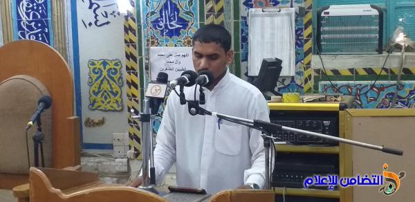 المدرسة الدينية في الناصرية تعقد ملتقاها الـ23 للخطباء والمبلغين - تقرير مصور-