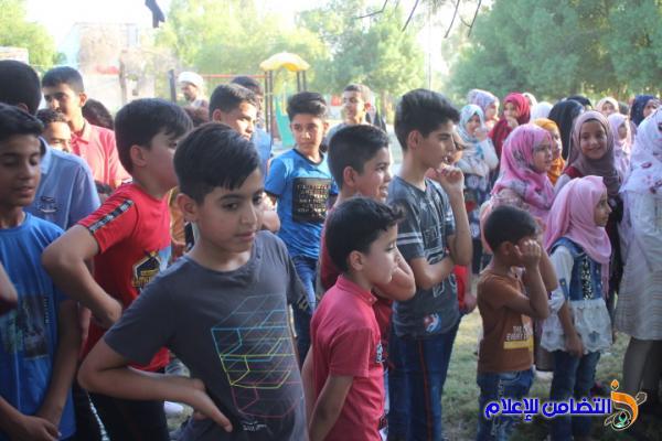 مدارس الإمام الصادق الصيفية تنظم سفرة ترفيهية لطلبتها في الناصرية - تقرير مصور -