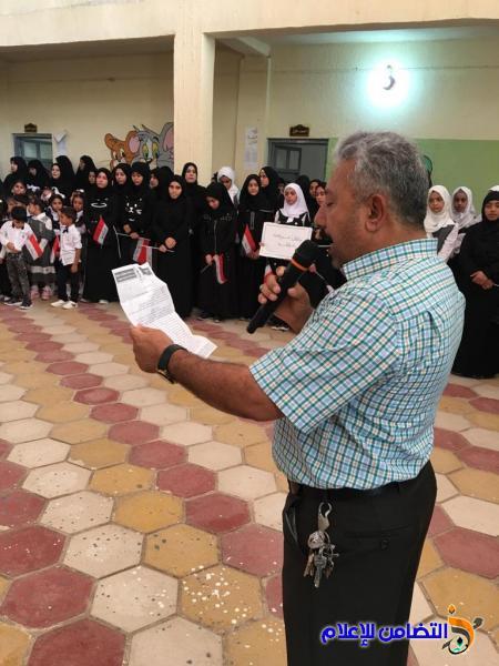ذي قار: التحاق نحو 1500 طالب يتيم بمدارس التضامن للأيتام مع انطلاق العام الدراسي الجديد