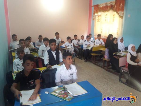 استئناف الدوام الرسمي في مدارس ومبرات التضامن للأيتام بعد انتهاء عطلة الأربعين