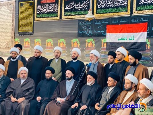 خطباء المنبر الحسيني: السبيل الوحيد لإنقاذ البلد يكمن بالاستجابة الفورية للمطالب المشروعة للشعب العراقي