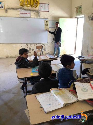 مبادرات خدمية وصحية تشهدها مبرة التضامن السابعة للأيتام في قضاء الرفاعي
