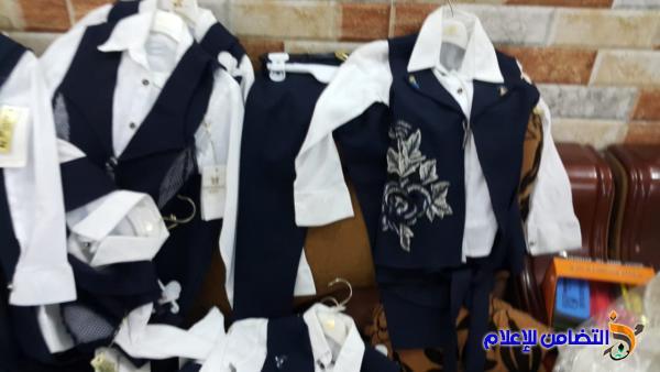 بتبرع من فاعل خير.. مبرة التضامن السادسة توزع الملابس على تلاميذها الأيتام