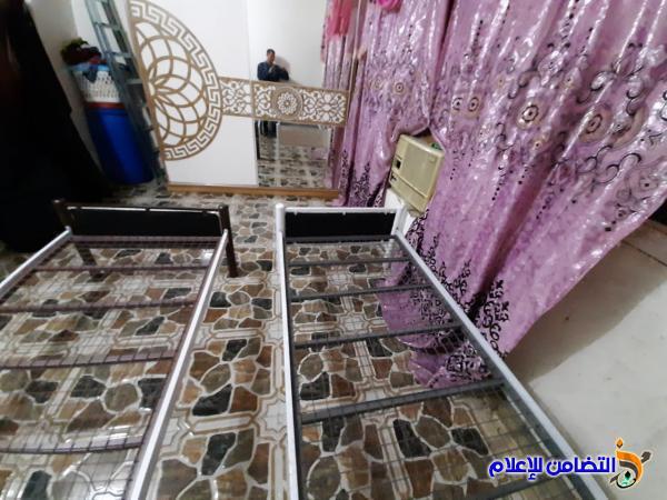 مكتب مبرات التضامن في ذي قار ينفق أكثـرمن(80 مليـون دينار)على الأيتام خلال شهر رمضان