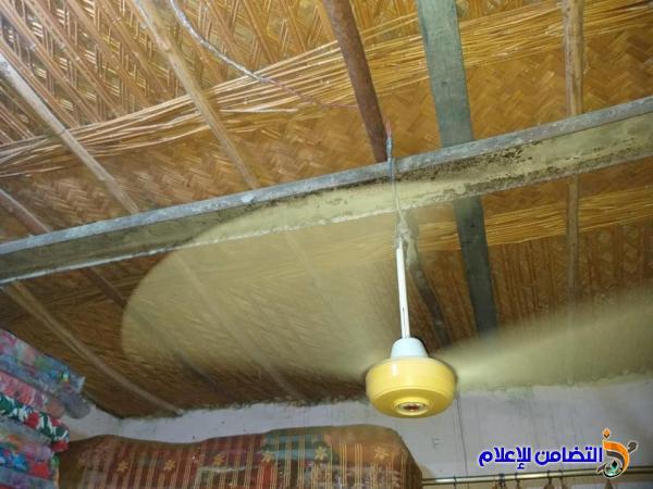 مشروع صيانة (40) داراَ للفقراء والمحتاجين ...ختامه يتزامن مع ذكرى أربعينية الحجّــة الراحل الشيخ الناصري (طاب ثراه)