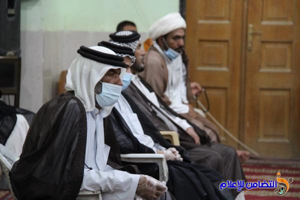 مدرسة العلوم الدينية في الناصرية تعقد ملتقاها السنوي الـ٢٥ للخطباء والمبلغين