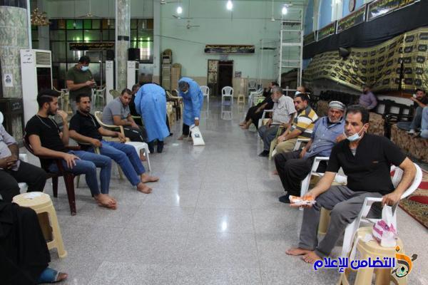 بالصور: جمعية التضامن الإسلامي تنفذ حملتها السنوية للتبرع بالدم في محرم الحرام